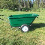 320lt wheelbarrow